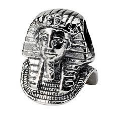 Prerogatives Sterling Silver Pharaoh Bead