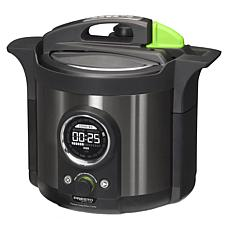 Presto Precise 6-Quart Multi-Use Pressure Cooker Plus