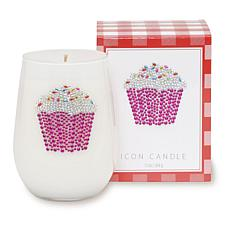 Primal Elements 13 oz. Icon Candle - Cupcake