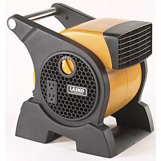Pro-Performance High Velocity Utility Fan with Integrated Power Out...