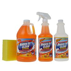 Professor Amos Shock It Clean 96 oz. Cleaning Concentrate Kit