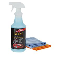Professor Amos Vehicle Wash and Wax 3-piece Kit Auto-Ship®