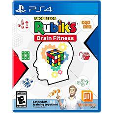 Professor Rubik's Brain Fit for PlayStation 4