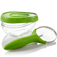 Progressive Avocado Keeper and Tool Set