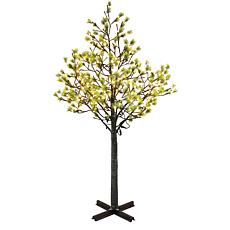 Puleo International 7.5'  Tree with 720 White LED Lights