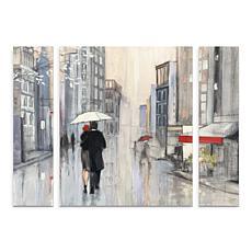 "Purinton ""Spring Rain New York Crop"" Art - 24"" x 32"""