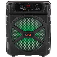 "QFX BT-85 8"" TWS Ready Rechargeable Party Speaker"