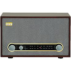 QFX Retro AM/FM Bluetooth Radio