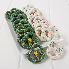 Rae Lou's 24pc Handmade Holiday Treats Twist Assortment