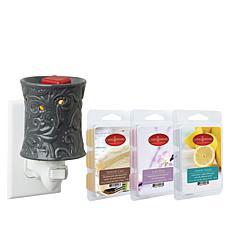 Rainstorm Plug-in Warmer with 3 Wax Melts