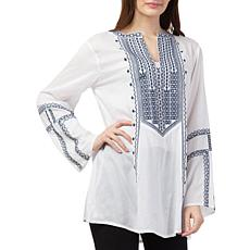 Raj Sophia Embroidered Blouse