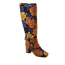 Rara Avis by Iris Apfel Captive Floral Brocade Boot
