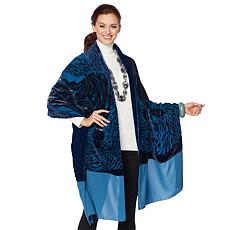 Rara Avis by Iris Apfel Disney's Mary Poppins Shawl