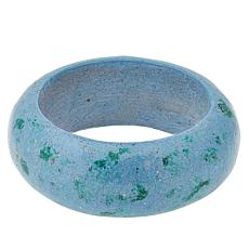 Rara Avis by Iris Apfel Recycled Paper Bangle Bracelet