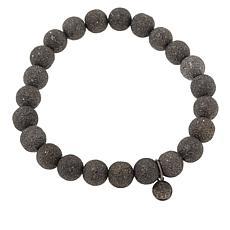 Rarities Stardust Bead Stretch Bracelet