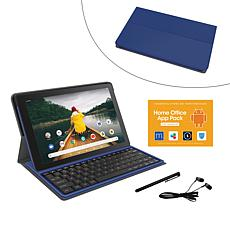 "RCA 10.1"" 32GB 2-in-1 Tablet with 2MP Front Camera and Voucher"