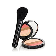 Ready To Wear Sheer Reflection Face Powder with Brush
