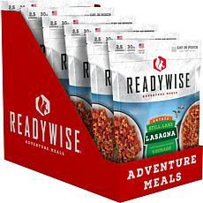 ReadyWise 6 CT Case Still Lake Lasagna with Sausage