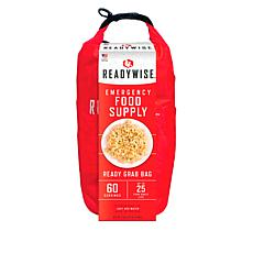 ReadyWise 7-Day Supply 60-Serving Emergency Food