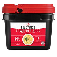 ReadyWise Powdered Eggs Kit with 144 Servings
