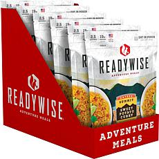 Readywise Summit Sweet Potato Curry Case of 6