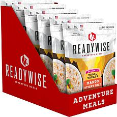 Readywise Trail Treats Mango Sticky Rice Case of 6