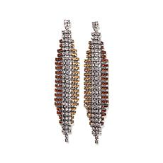 Real Collectibles by Adrienne® Feather Earrings
