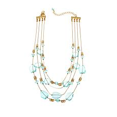 Real Collectibles by Adrienne® Illusion Necklace