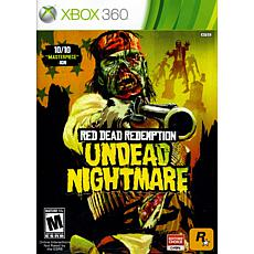 Red Dead Redemption Undead - Xbox 360