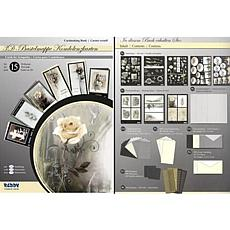 Reddy Creative Cards 3D Cardmaking Book Floral/Sympathy