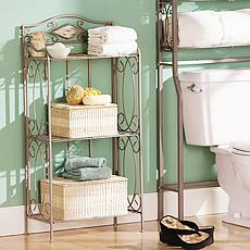 Reflections 3-Tier Bathroom Rack
