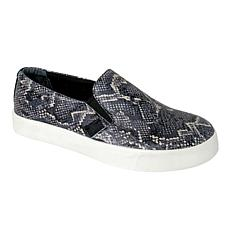 Revitalign Boardwalk Slip-on Leather Sneaker