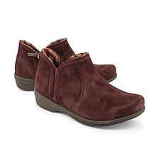 Revitalign Monrovia Suede Leather Boot