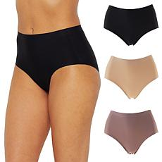 Rhonda Shear 3-pack Antimicrobial Hipster Brief