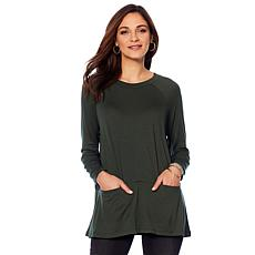 Rhonda Shear Ahh Tunic with Pockets