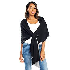 Rhonda Shear Reversible Wrap