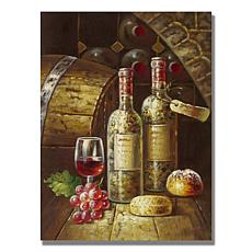"Rio ""Napa Valley II"" Canvas Art - 32"" x 26"""