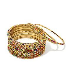 "R.J. Graziano ""Color Culture"" Bracelet Set"