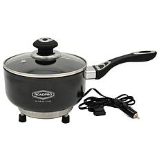 RoadPro 12-Volt Portable Saucepan with Non-Stick Surface