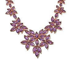 "Roberto by RFM ""Giardinetto"" Floral Necklace"