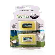 RoomAroma Yankee Candle Robotic Vac Refill-Clean Cotton