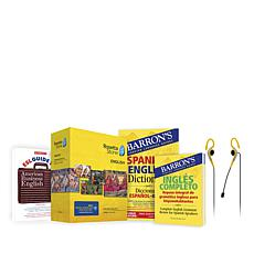 Rosetta Stone Levels 1 - 5 with Barron's Book Bundle