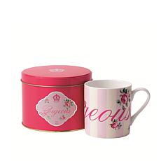 Royal Albert New Country Roses Mugs In Tins - Gorgeous