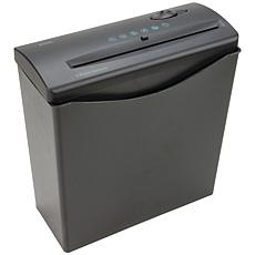 Royal JS55 6-Sheet Strip-Cut Paper Shredder with Basket
