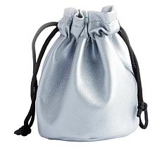 Royce Drawstring Leather Pouch