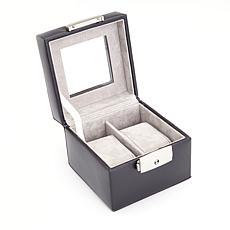 Royce Leather 2 Slot Watch Box