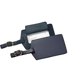 Royce Leather Luggage Tag