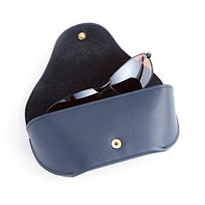 Royce Leather Sunglass Case