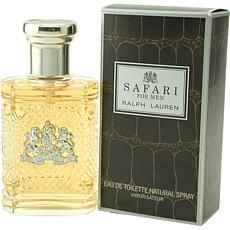 Safari by Ralph Lauren - EDT Spray for Men 4.2 oz.