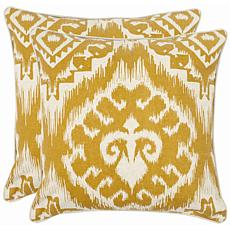 Safavieh Amiri Collection Set of 2 Pillows - 22""